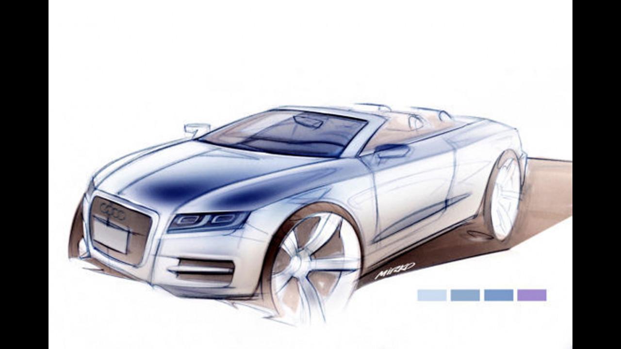 Audi: il futuro per immagini