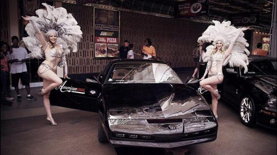 Las Vegas Star Cars, incredibili foto di KITT