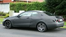 Next Generation Mercedes CLK Spy Video