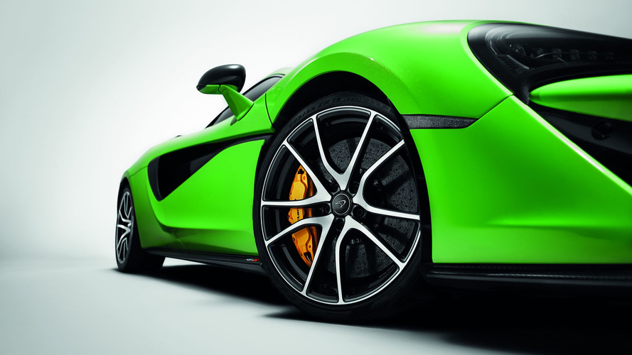 McLaren Launches New Styling Accessories for Sports Series