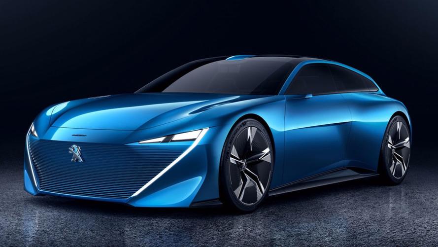 Peugeot - Le concept Instinct fait une première apparition sur la toile
