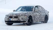 BMW 3 Series Spy Video