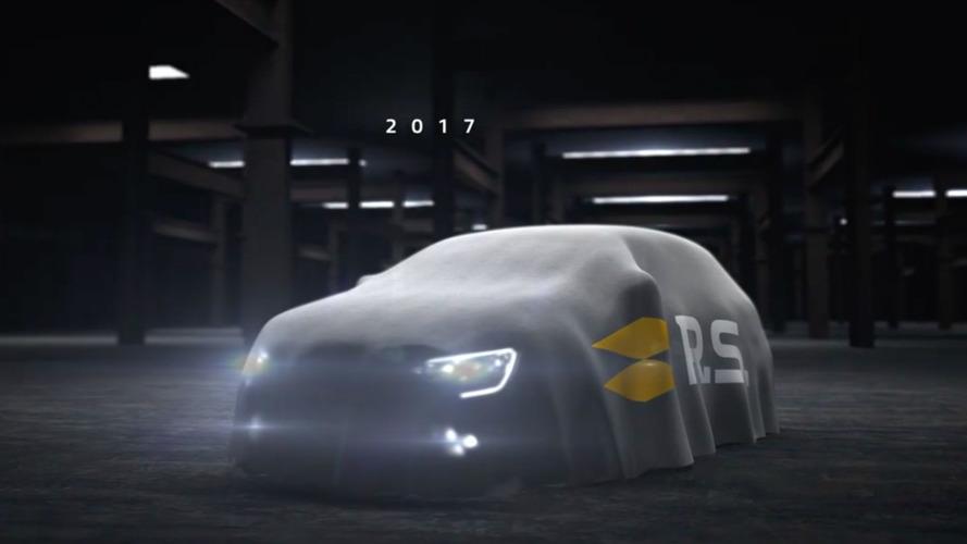 Renault annonce la nouvelle Mégane R.S. en vidéo !