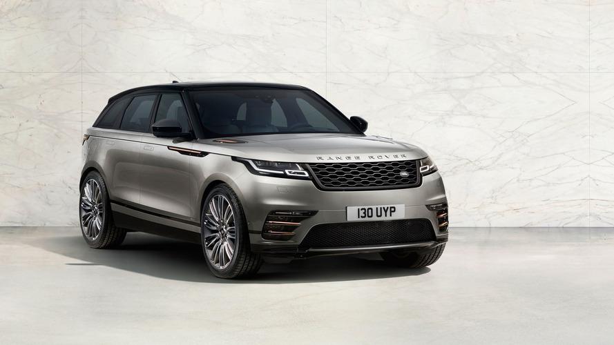 Range Rover Velar konsept gibi bir tasarımla tanıtıldı
