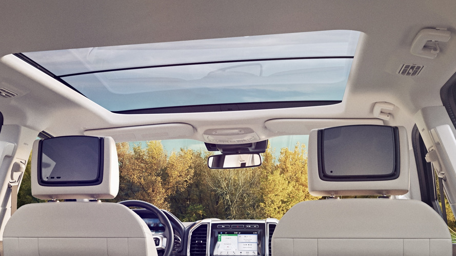 Ford makes in-car live streaming TV available