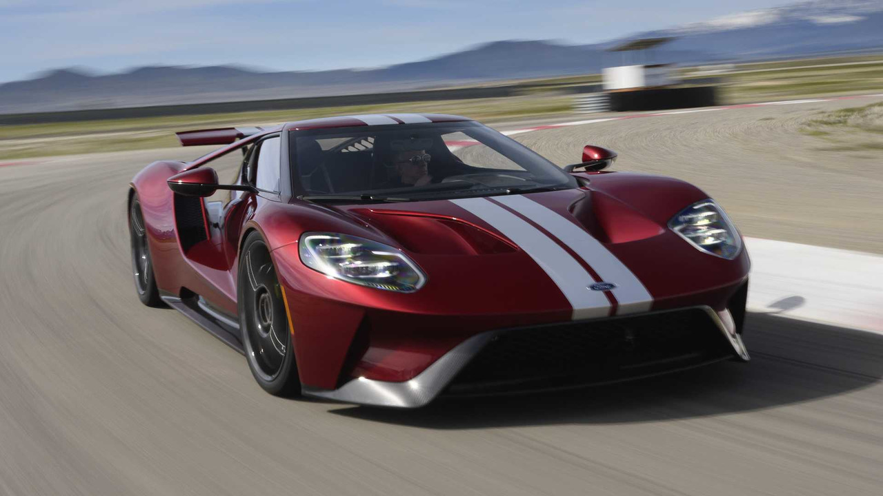 2017 Ford Gt First Drive Race Winning Purity You Can