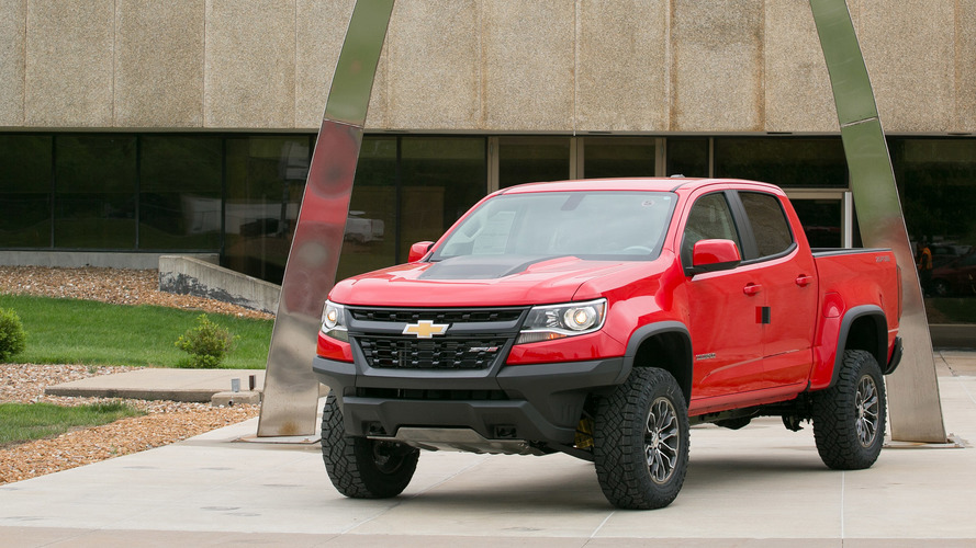 First Chevrolet Colorado ZR2 Pickups Leave Factory Headed To Customers