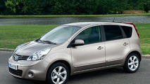 Nissan Note facelift