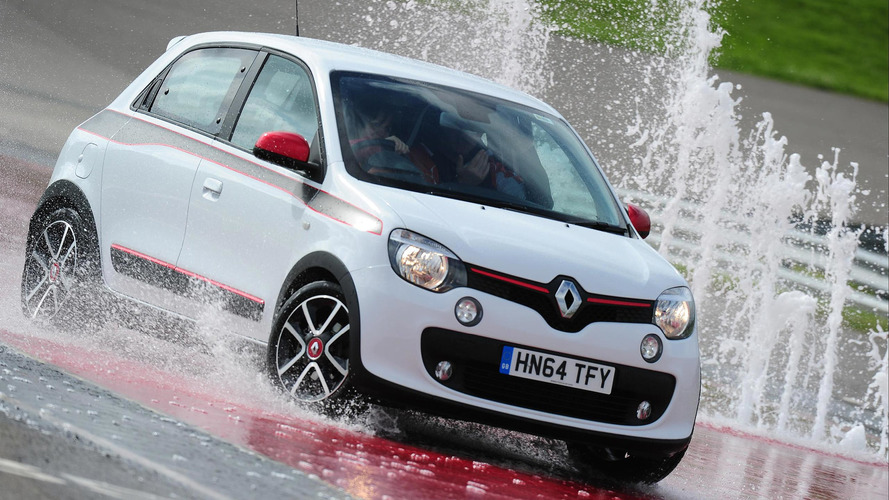 2017 Renault Twingo Review