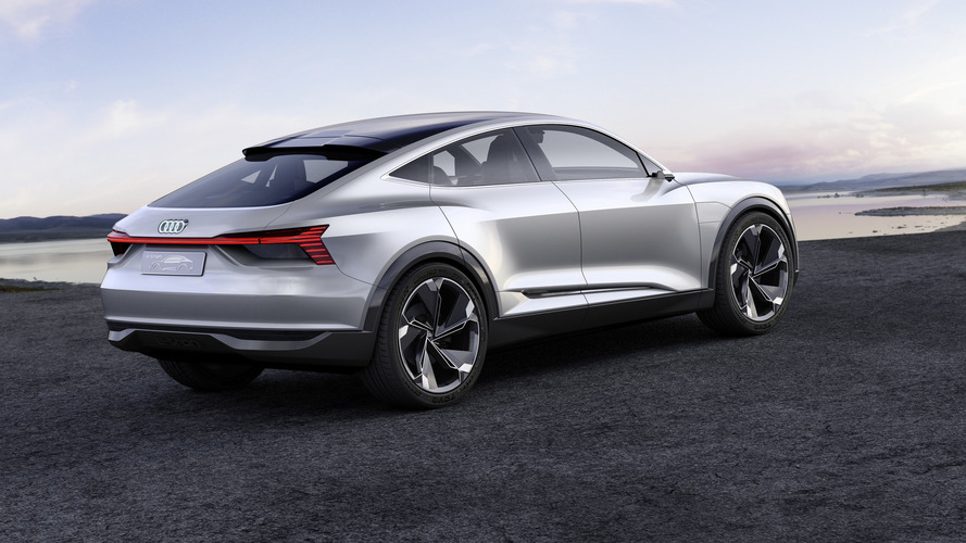 Audi Announces Plans For Two Made In Germany Electric SUVs