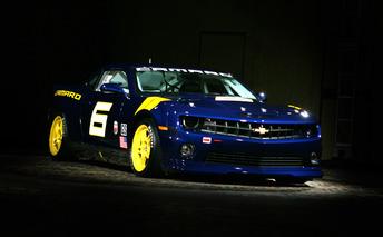 Chevrolet Camaro GS Racecar Concept