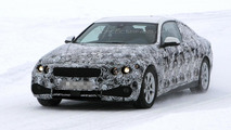 2013 BMW 4-series Coupe prototype spy photo