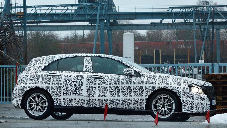 2012 Mercedes A-Class teased - debuts in Geneva [video]
