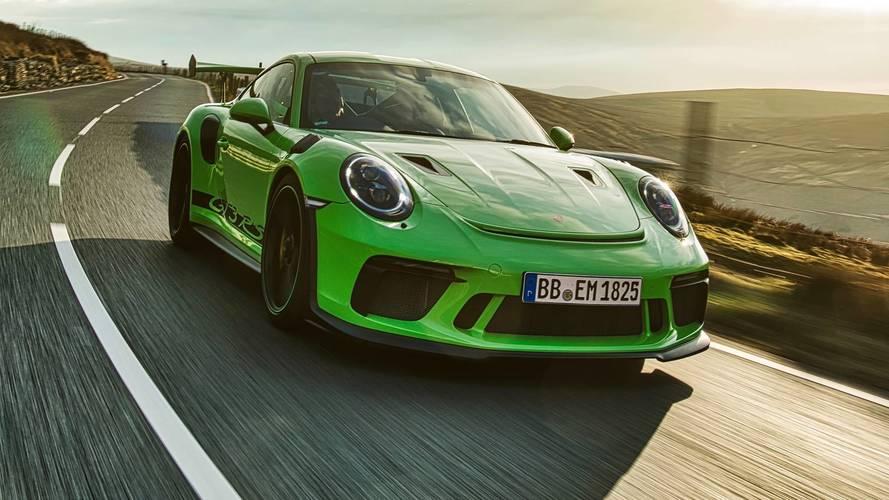 Chevy, Porsche'nin Nürburgring rekoru kırmasına yardım etmiş