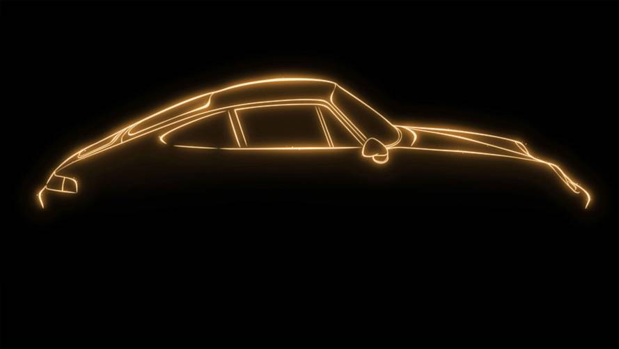 Porsche Classic's Project Gold Teases An Old Car With New Tricks