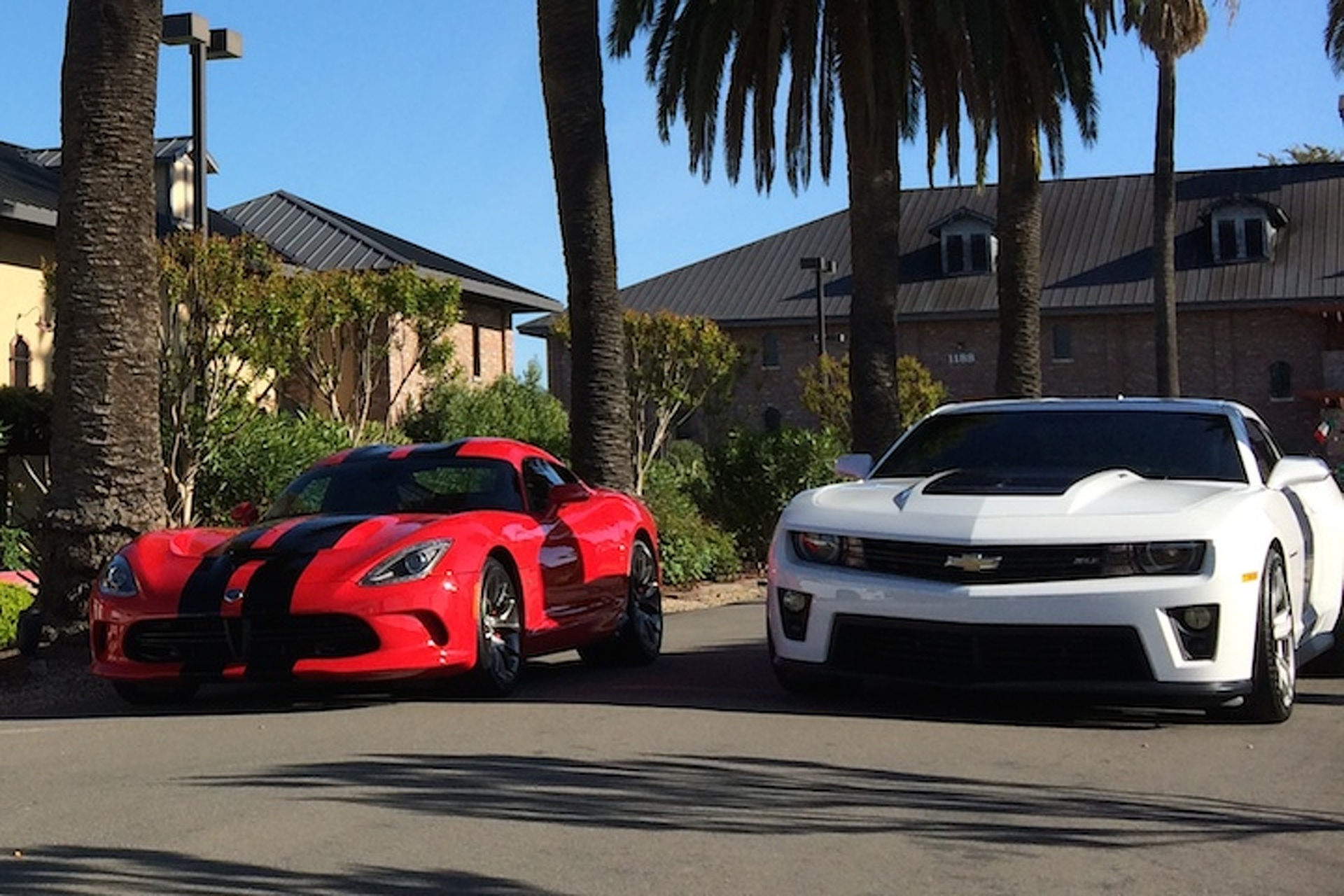 Your Ride: DJ RobSleezy's Jaw-Dropping Chrysler and Chevy Collection