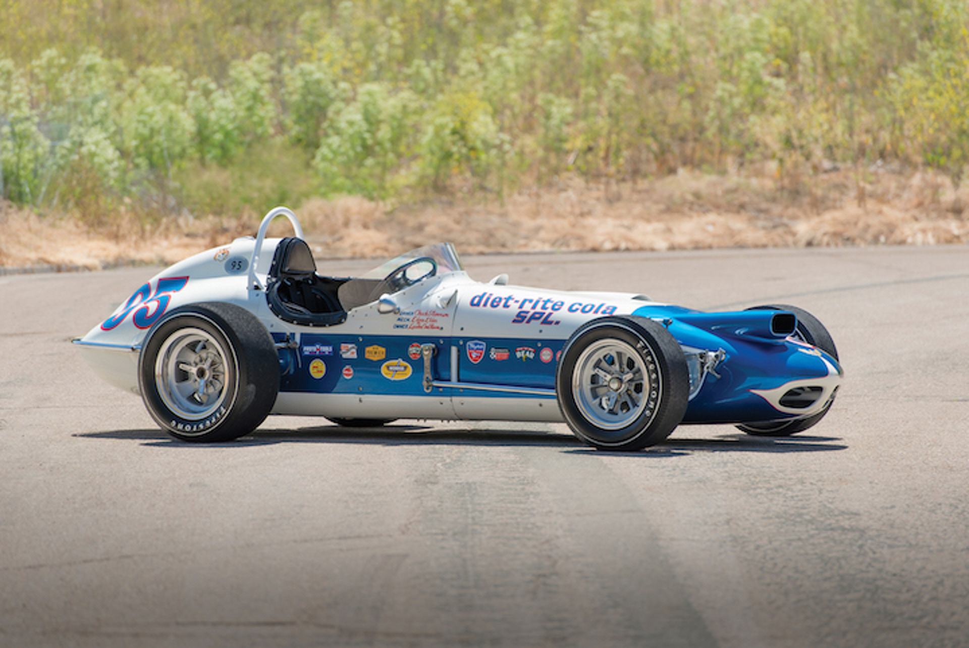 6 Stunning Open-Wheel Racecars Coming Up For Auction