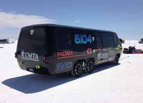 Watch Out! This 600HP Motor Home is World Record Hungry