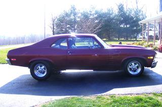 Your Ride: 1970 Chevrolet Nova SS