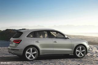 Unveiled: 2013 Audi Q5