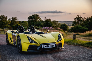 All-New Elemental RP1 is Ready to Show Off at Goodwood