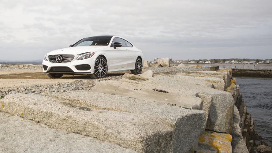 2017 Mercedes-Benz C300 Coupe: İlk Sürüş