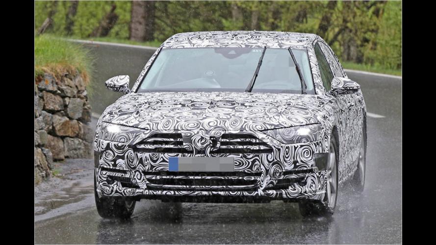 Erwischt: So wird der neue Audi A8