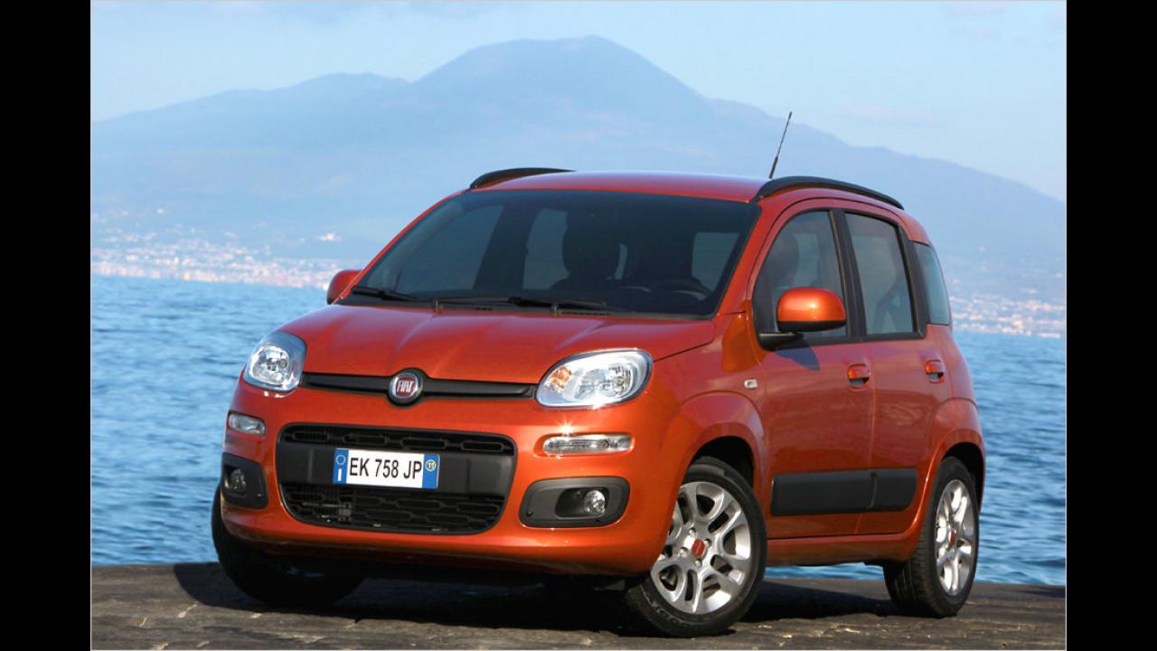 Fiat Panda (2015)