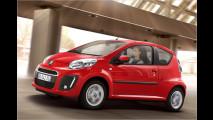 Citroën frischt C1 auf
