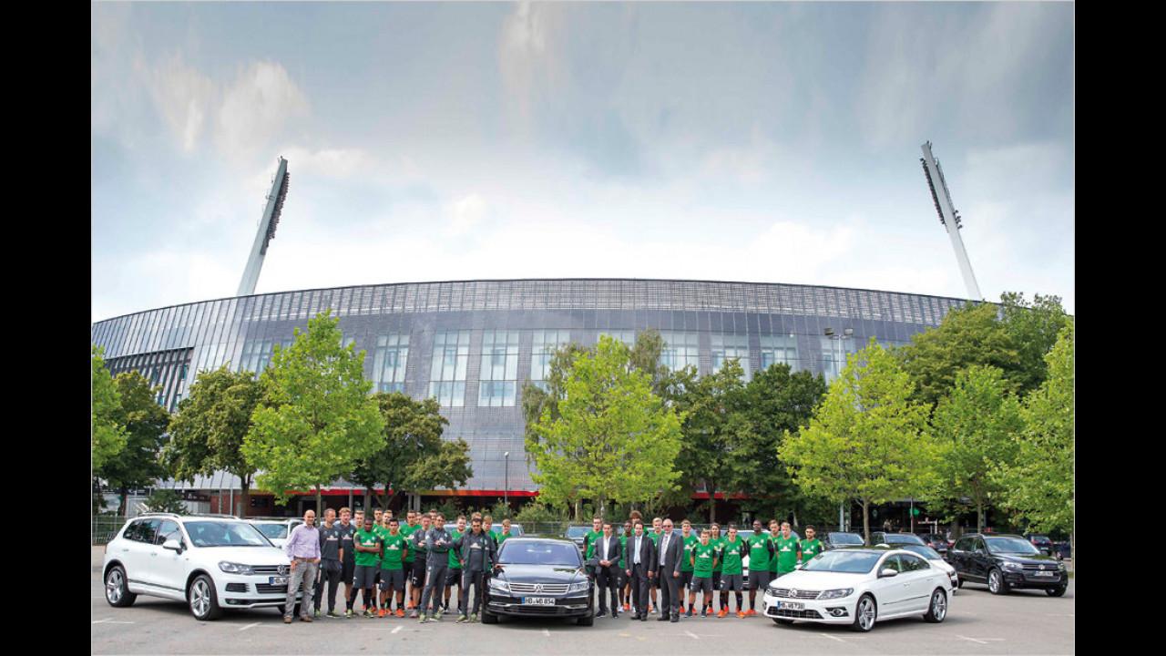 Werder Bremen: VW
