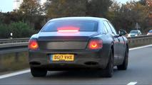 Bentley Flying Spur Spy Video