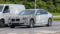 BMW 7 Series Refresh