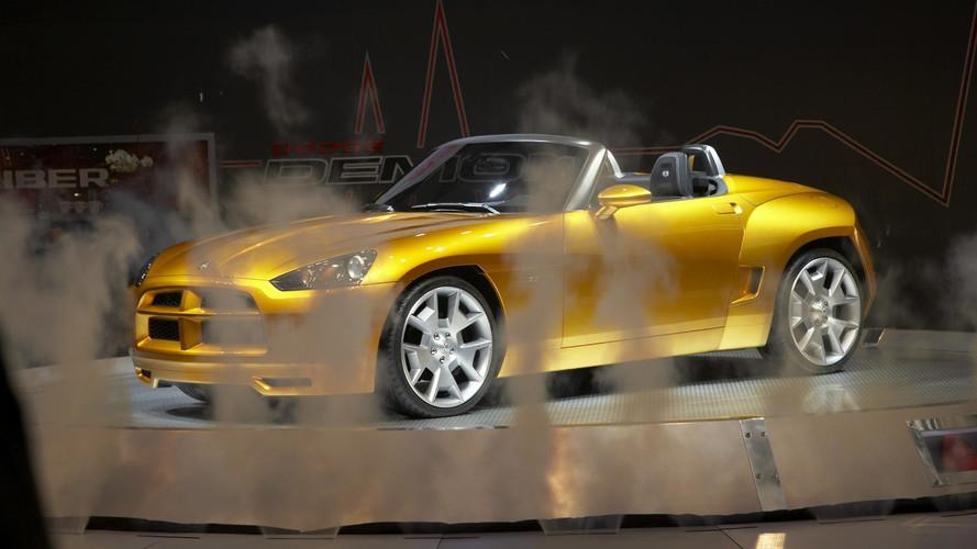 2007 Dodge Demon concept