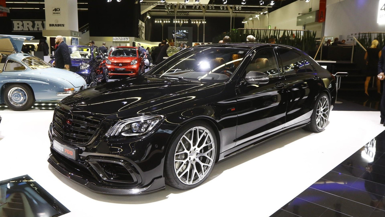 brabus mercedes e63 s 700 hp twin turbo v8 is ready for frankfurt. Black Bedroom Furniture Sets. Home Design Ideas