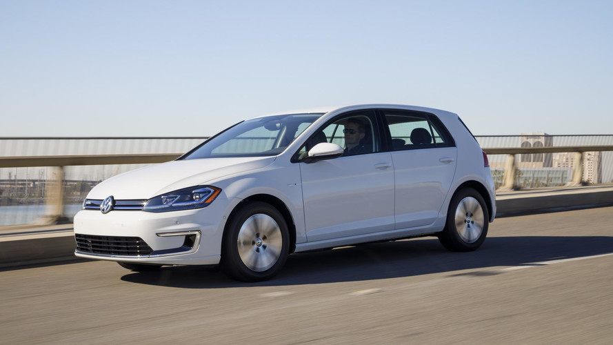 VW To Double e-Golf Production To Meet High Demand