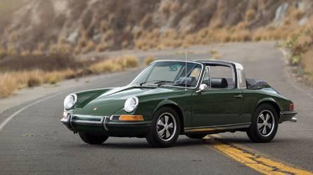 DIAPORAMA - Les Porsche 911 les plus mythiques