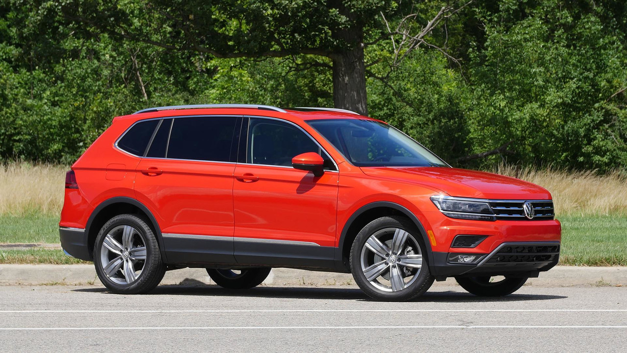 2018 Volkswagen Tiguan Review Selling Out For Mainstream Sales