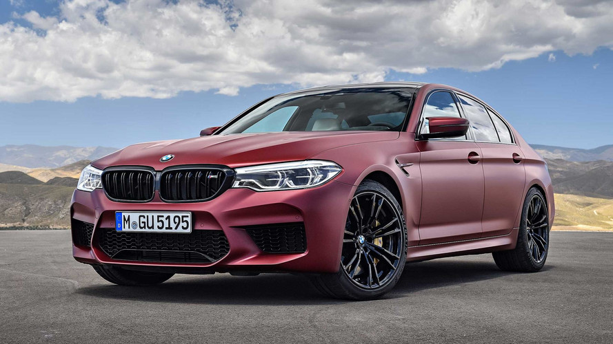 New BMW M5 revealed: it's Porsche 911 GT3-fast