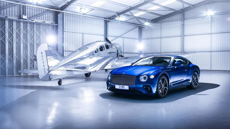 [VİDEO] Bentley Continental GT'nin tasarım aşaması