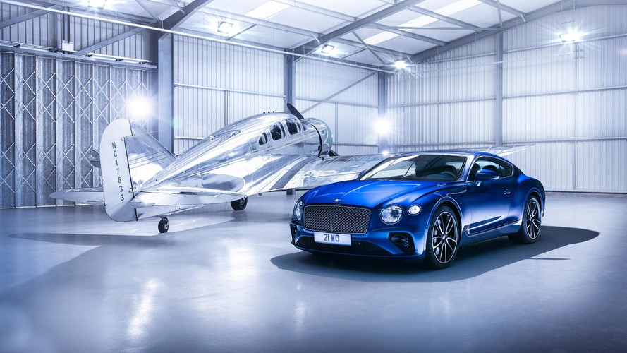 Bentley Details Continental GT Design Inspiration