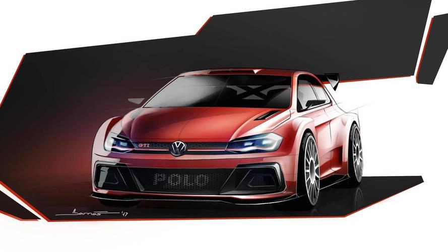 Novo VW Polo aparece em versão de rali com 270 cv