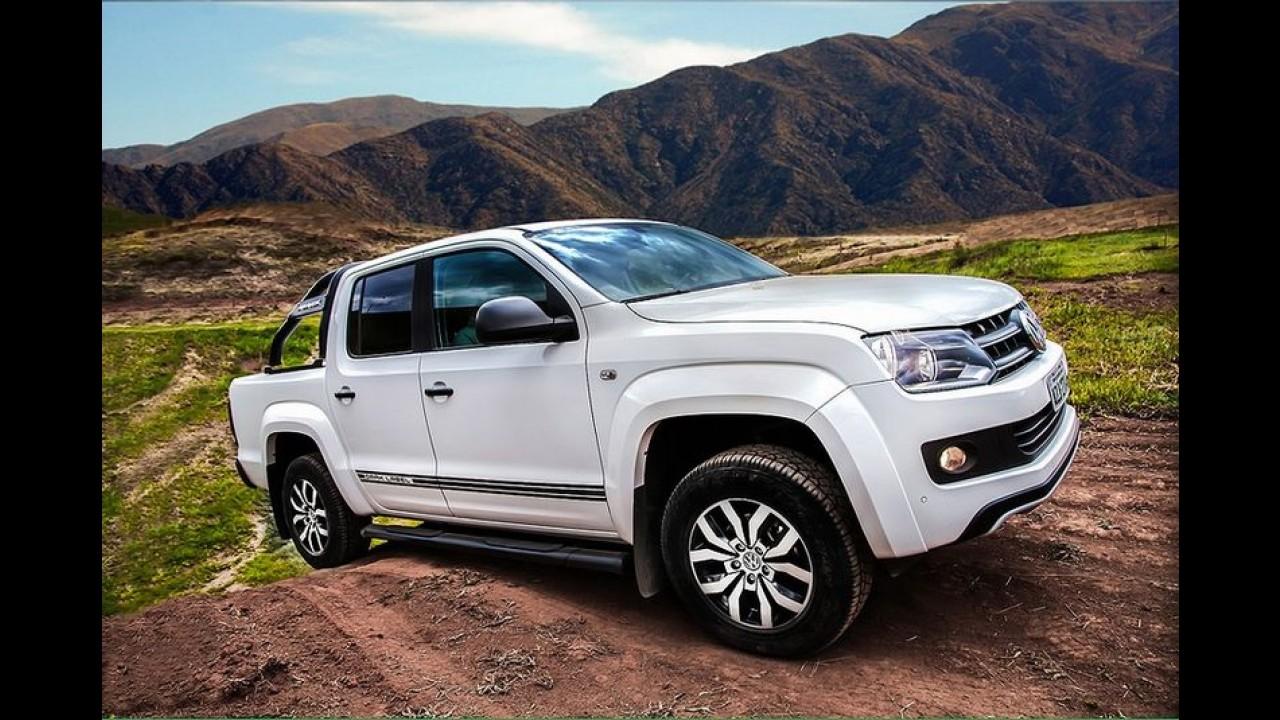 Amarok e Saveiro: picapes da Volkswagen ficam mais caras - veja tabela