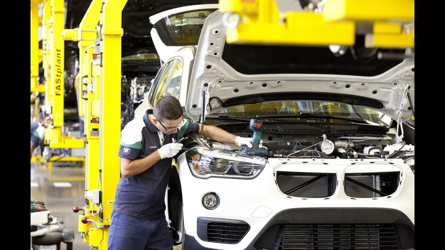 BMW anuncia plano de exportação do X1 nacional para os EUA