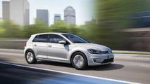 Volkswagen e-Golf 2017 blanco