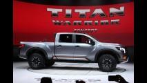 Salão de Detroit: guerreira, Nissan Titan Warrior é picape para aventura extrema