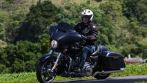 Harley Davidson linha Touring 2017