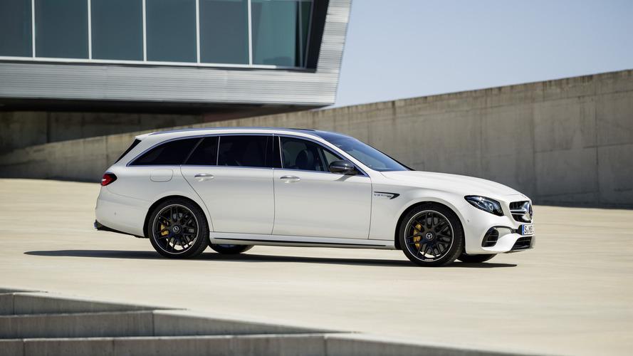 Ya se aceptan pedidos del Mercedes-AMG E 63 Estate 2017