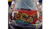 Renault Twingo art car