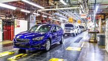 ABD yapımı 2017 Subaru Impreza