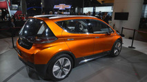 Chevrolet Bolt EV concept at 2015 NAIAS